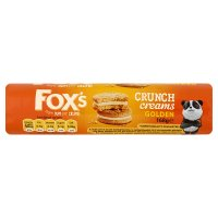 Fox's Creams - golden crunch
