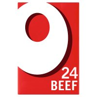 Oxo 24 stock cubes beef