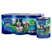 Butchers dog food variety pack