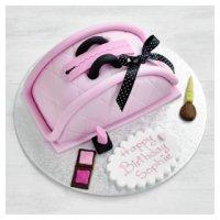 Pink Handbag Cakeimage
