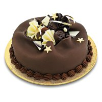 Chocolate Party Cake image