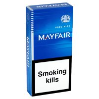 Mayfair king size cigarettes