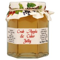 Highfield Preserves crab apple & cider jelly