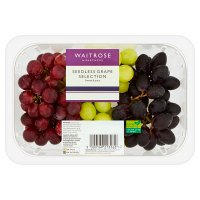 WR Grape Selection Seedless 800g