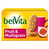 BelVita Breakfast biscuits - fruit & fibre