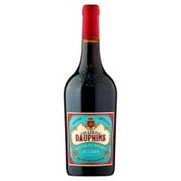 Les Dauphins Cotes du Rhone Village, French, Red Wine