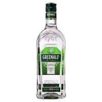 Greenall's London Dry Gin 37.5%