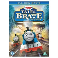 DVD Thomas & Friends Tale of the Brave