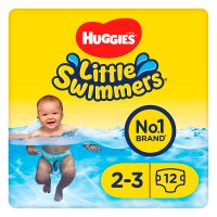 Huggies Little Swimmers Swim Nappies, size 2-3, 3-8kg