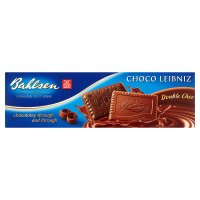 Bahlsen double chocolate leibniz