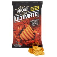 McCoys ultimate chargrilled steak & peri peri
