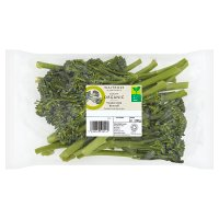Waitrose Duchy Organic tenderstem broccoli