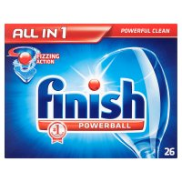 Finish All in One Max Original Dishwasher Tablets, x22