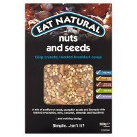 Eat Natural Toasted Muesli With Nuts & Seeds