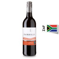Fairhills Fairtrade, Shiraz/Pinotage, South African, Red Wine
