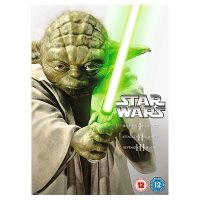 DVD Star Wars Episodes 1 - 111