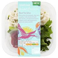 Waitrose Asian fusion beef bo kho