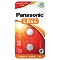 Panasonic cell power LR44