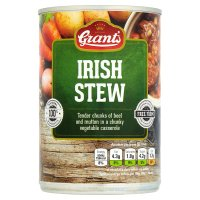 Grant's Irish stew