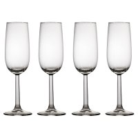 Waitrose Dining Cafe Collection Champagne Flutes