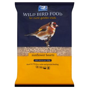 CJ Wildlife sunflower hearts for animals