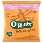 Organix organic carrot sticks - stage 2 - 20g Brand Price Match - Checked Tesco.com 24/11/2014