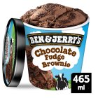 Ben & Jerry's chocolate fudge brownie ice cream - 500ml Brand Price Match - Checked Tesco.com 17/08/2016