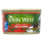 John West wild red salmon - 213g