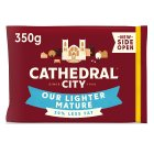 Cathedral City mature Lighter - 350g