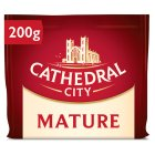 Cathedral City mature Cheddar cheese - 200g
