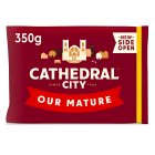Cathedral City mature Cheddar cheese - 350g
