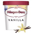 Haagen Dazs vanilla ice cream - 500ml Brand Price Match - Checked Tesco.com 17/08/2016