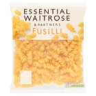 essential Waitrose fusilli fresh pasta - 500g