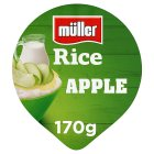 Muller Rice - Apple - 180g Brand Price Match - Checked Tesco.com 01/07/2015