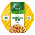 John West tuna Light Lunch French style - 220g Brand Price Match - Checked Tesco.com 24/11/2014