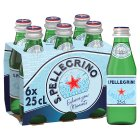 S.Pellegrino sparkling natural mineral water - 6x250ml Brand Price Match - Checked Tesco.com 23/04/2015