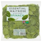 essential Waitrose spinach - 260g