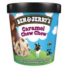 Ben & Jerry's caramel chew chew ice cream - 500ml Brand Price Match - Checked Tesco.com 17/08/2016