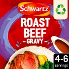 Schwartz classic roast beef gravy mix - 27g Brand Price Match - Checked Tesco.com 24/11/2014