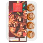 Waitrose 12 mini beef Yorkshire puddings - 150g