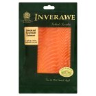 Inverawe sliced Scottish smoked salmon - 100g