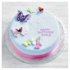 Fiona Cairns Butterflies Birthday Cake - each