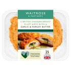 Waitrose 2 British garlic & parsley chicken kievs - 320g
