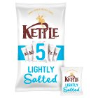 Kettle Chips lightly salted - 5x30g