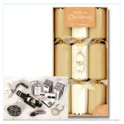 Waitrose Christmas Gold Crackers -