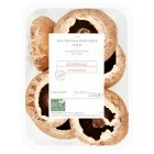 Waitrose portabellini mushrooms - 250g