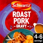 Schwartz roast pork & sage gravy mix - 25g Brand Price Match - Checked Tesco.com 24/11/2014