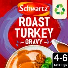 Schwartz roast turkey gravy mix - 25g Brand Price Match - Checked Tesco.com 24/11/2014