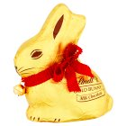 Lindt gold milk chocolate bunny - 100g