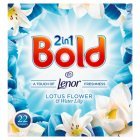 Bold 2in1 Crystal Rain & White Lily Washing Powder 22washes - 1430g